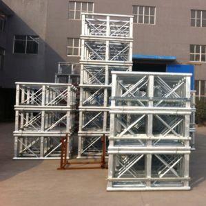 Trustworthy Building Hoist Mast Section SC pictures & photos