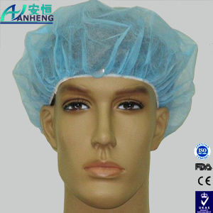 Disposable Mob Caps Medical Grade Hair Head Cover pictures & photos