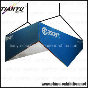 Aluminum One Tension Fabric Hanging Banner for Exhibition Show pictures & photos