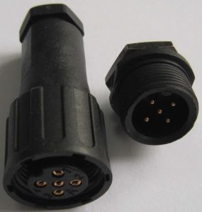 Plastic Water Proof Connectors - KP22 Series pictures & photos