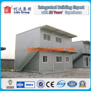 Container House Used for Office pictures & photos