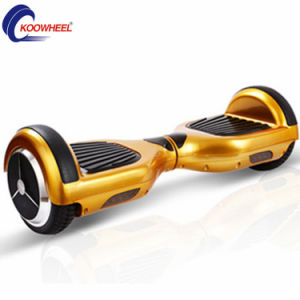 CE and FCC Approval Waterproof Self Balancing Electrical Scooter pictures & photos