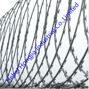 Razor Wire Mesh Fence Bto-30