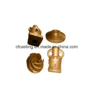 Brass /Bronze /Copper Casting for Valve Casting pictures & photos