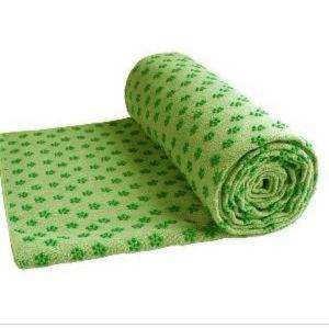 Yoga Towels Yoga Rugs Yoga Blankets With Silicone PVC (SG013)