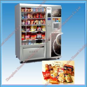 Best Sale Sancks and Drinks Vending Machine pictures & photos