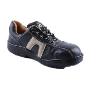 Men Natural Outsole Casual Safety Footwear