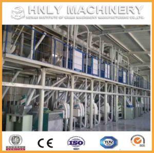 Multifunction FTA 120t/D Corn Mill Maize Flour Machine Factory Flour Mill pictures & photos