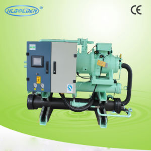 Water Cooled Water Chiller 8.9-130.8kw (HLLW-03SP~45TP) pictures & photos