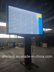 Outdoor Aluninium Frame Megas Advertising LED Back Lighting Sign Unipole Light Boxes pictures & photos