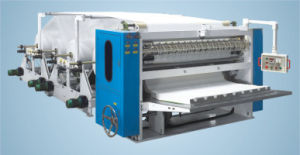 Facial Tissue Paper Hand Towel V Folding Machine pictures & photos