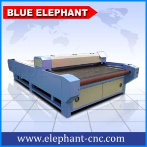 Cheap CO2 Automatic CNC Laser Cutting Machine, Fabric Laser Cutting Machine for Sale pictures & photos