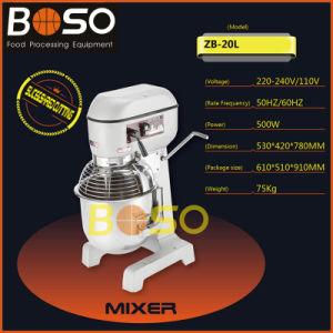 20L Dough Mixer for Baking Equipment (ZB-20L)