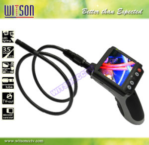 Witson Waterproof Endoscope Camera with DVR, 3.5inch Detachable Monitor with Recording Function (W3-CMP3813DX) pictures & photos