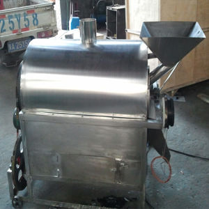 40kg Sesame Machine Peanut Roaster Machine pictures & photos