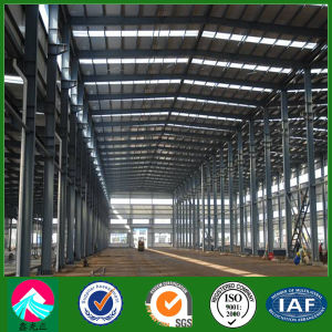 Prefabricated Steel Structure Workshop Building (XGZ-SSW 192) pictures & photos