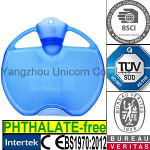 PVC Transparent Hot Water Bottle