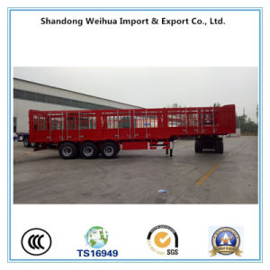 40t Livestock Fence Semi Trailer with Fuwa Brand Axle pictures & photos