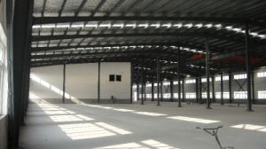 Large Span Steel Structure Workshop Manufacturer pictures & photos