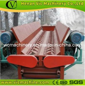 Hot Sale Groove Wood Peeling Machine pictures & photos