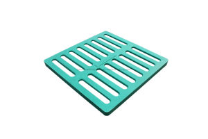 Composite Materials Rectangular Gully Grating pictures & photos