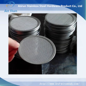 25 Micron Stainless Steel Coffee Filter Wire Mesh pictures & photos