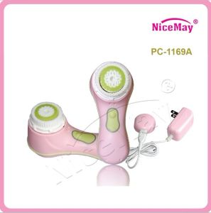 Ultrosonic Facial Cleansing Brush (PC-1169A)