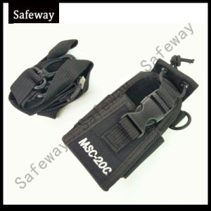 Msc-20c Walkie Talkie Carrying Case Bag for Motorola Gp328 pictures & photos
