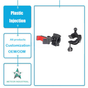 Customized Plastic Products Bicycle Parts Plastic Fittings Injection Shell pictures & photos