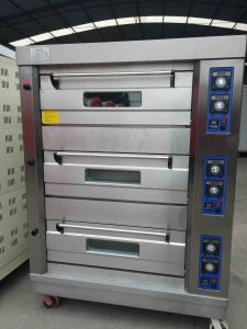 Bakery Oven with 6 Trays in Super Quality