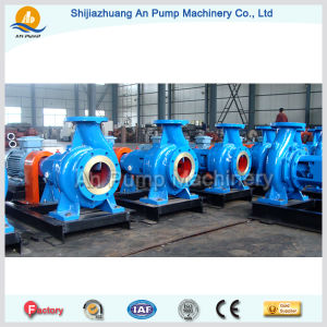 Factory Direct Sale Single-Row Centripetal Bearing Clear Water Irrigation Pump pictures & photos
