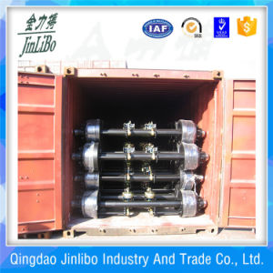 American Type Axle Manufacture Supplier Semi-Trailer Square Axle pictures & photos