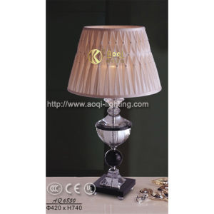 Newest Decorative Crystal Table Lamp (AQ6850) pictures & photos