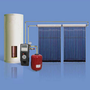 Solar Hot Water System for Cold Area pictures & photos