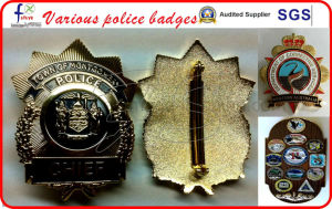 High Quality Police Badges pictures & photos