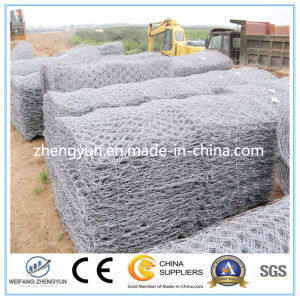 2017 Factory Supply Welded Gabion Box/Hexagonal Mesh Gabion pictures & photos