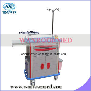 Bet-85001e Medical Emergency Trolley pictures & photos