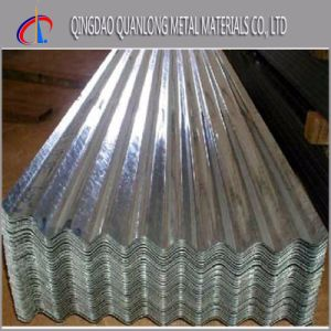 Prime SGLCC Sglcd Galvalume Corrugated Roofing Sheet pictures & photos