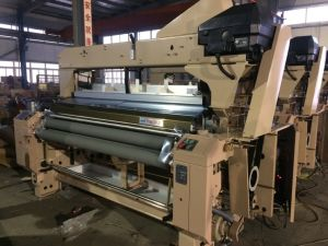 Niupai Cam Shedding Water Jet Loom pictures & photos