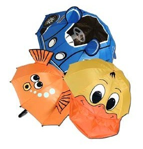 High Quality Cartoon Kids Umbrella (BR-ST-57) pictures & photos