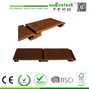 Wood Plastic Composite WPC Wall Panel (156*21) CE Certificated pictures & photos