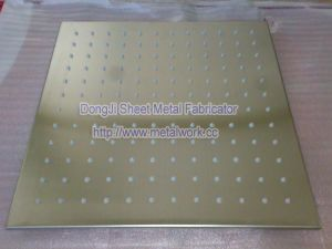 Chinese OEM CNC Metal Laser Cutting pictures & photos