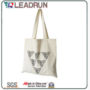 Backpack Nonwoven Shopping Bag Leather Cotton Canvas Hand Shopping Bag (X041) pictures & photos