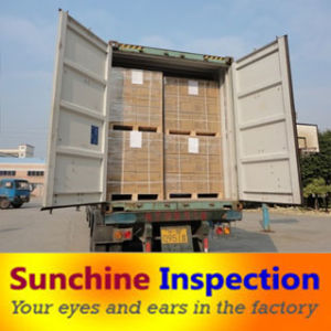 Container Loading Check/ Inspection at Any Port in China pictures & photos