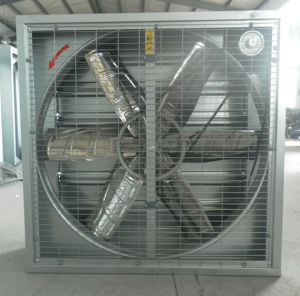 Pad and Ventilation Fan Greenhouse Cooling Systems for Sale Low Price pictures & photos