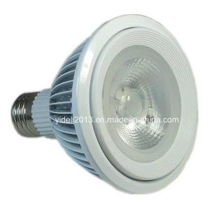 Best Price 60degree 2700k COB LED Spotlight PAR38 Bulb Lamp pictures & photos
