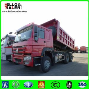 Sinotruk 20 Cubic HOWO Dump Truck 6X4 Heavy Duty Lorry Truck pictures & photos