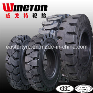 Manufacturer Supply All Kinds Forklift Tire Solid Tire pictures & photos