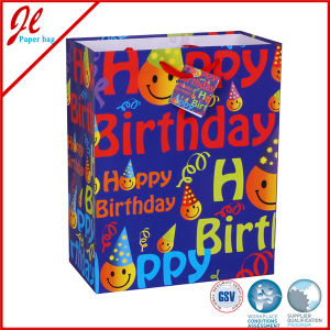 Luxury Paper Gift Bags for Birthday Party pictures & photos