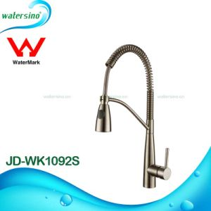 Deck Mounted Brass Single Handle Kitchen Sink Tap pictures & photos